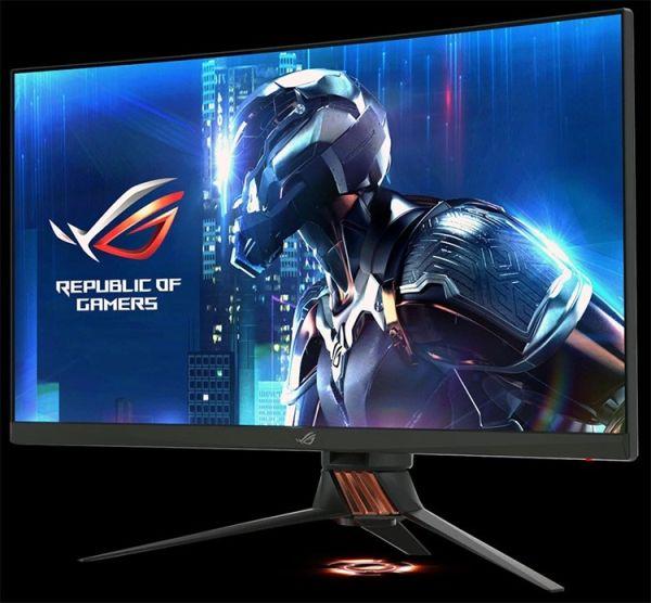 Игровой монитор ASUS ROG Swift PG27VQ доступен для заказа