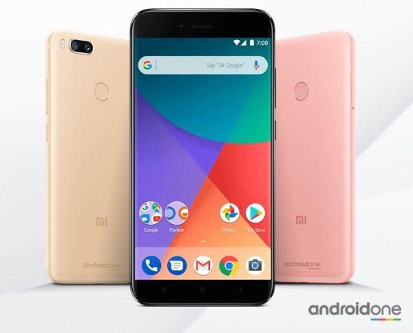 Сколько стоит смартфон Xiaomi Mi A1 в России?