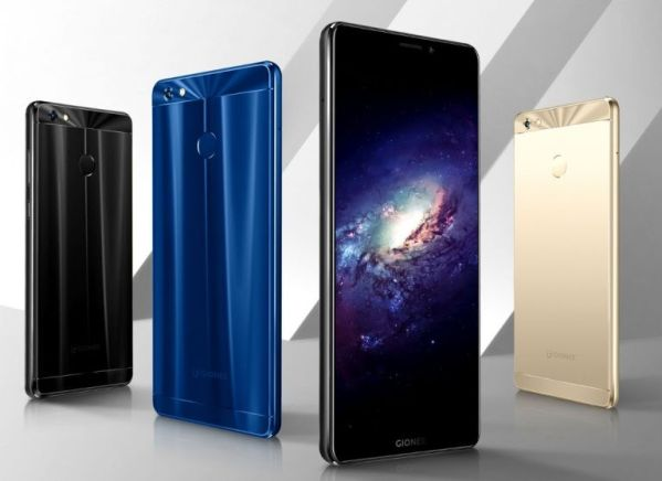 Смартфон Gionee M7 Power с большой батареей поступил в продажу