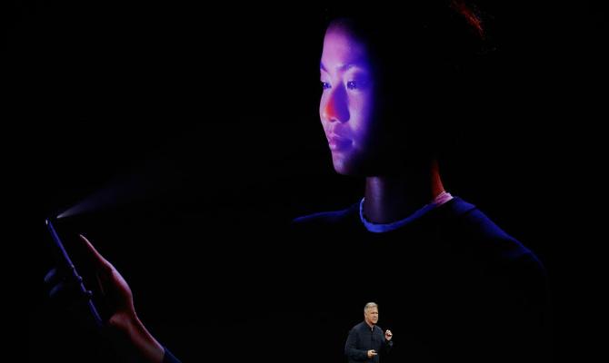 Face ID не сработал на презентации Apple