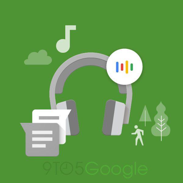 Google работает над умными наушниками