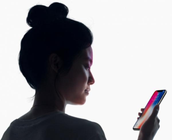 Как работает Face ID в iPhone X?