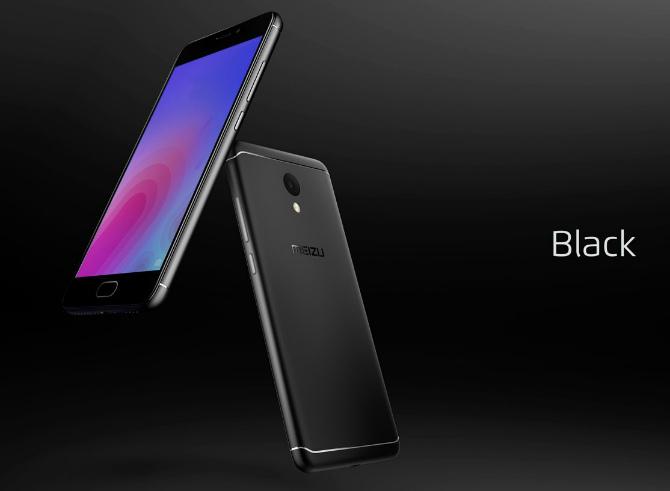 Meizu M6: бюджетный смартфон в улучшенном дизайне