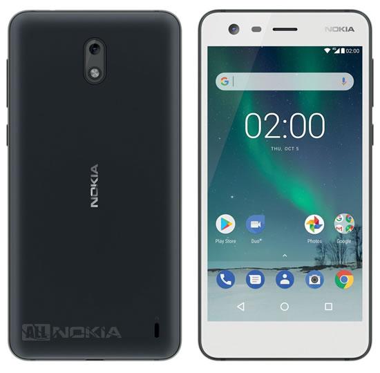Опубликованы первые четкие изображения бюджетного Nokia 2