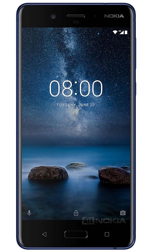 Nokia 8 получает сентябрьское обновление безопасности