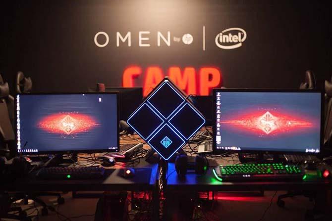 HP запускает уникальное реалити-шоу для геймеров: OMEN CAMP