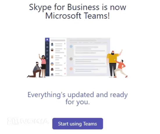 Microsoft заменяет Skype для бизнеса на Microsoft Teams