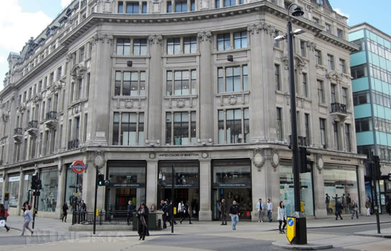 Microsoft открывает флагманский магазин в Лондоне