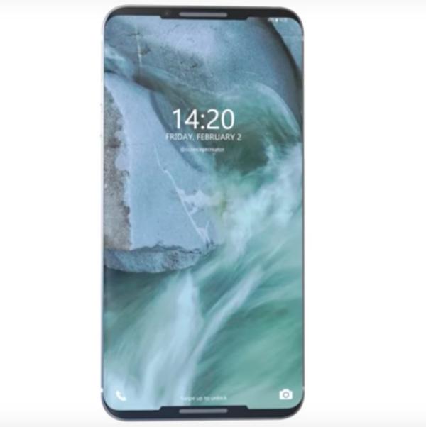 В сети появился концепт LG G7