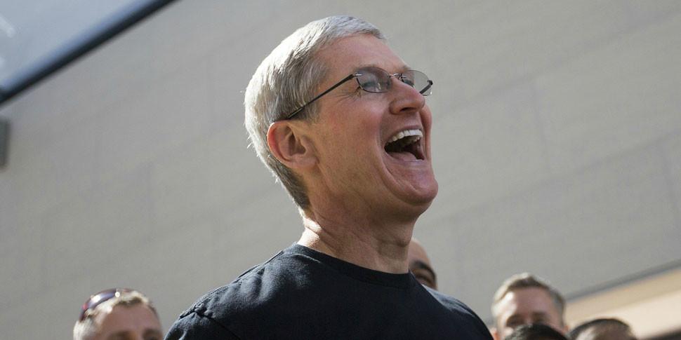 Dow Jones случайно сообщило о поглощении Apple корпорацией Google за $9 миллиардов
