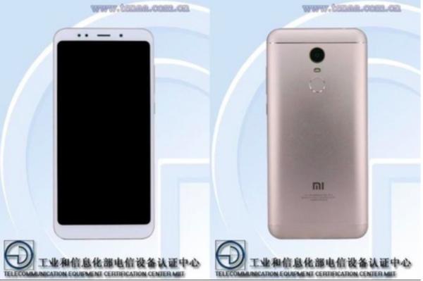 Xiaomi скоро выпустит безрамочный Redmi 5 Plus