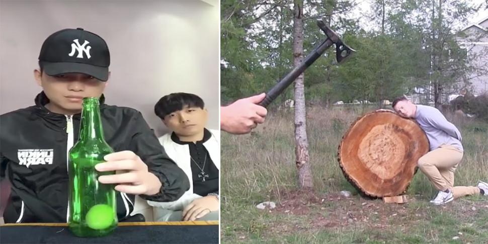 Видео, которые не попали в новостную ленту