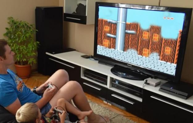 Товар дня: Игровая приставка NES Game Machine с 500 играми всего за .99