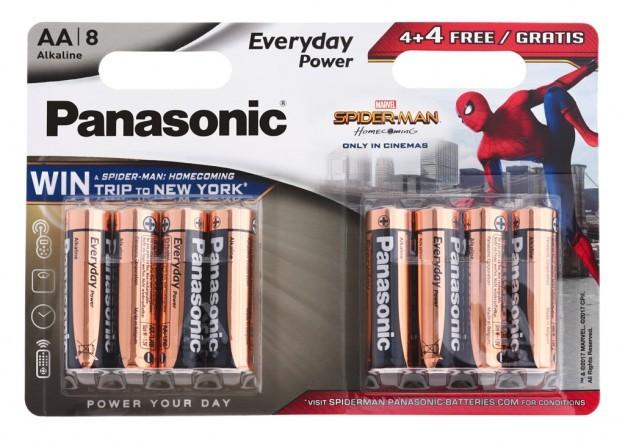 Комплекты батареек Panasonic нашли своих владельцев!