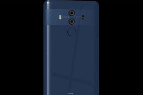В сеть утекли характеристики смартфона-флагмана Huawei