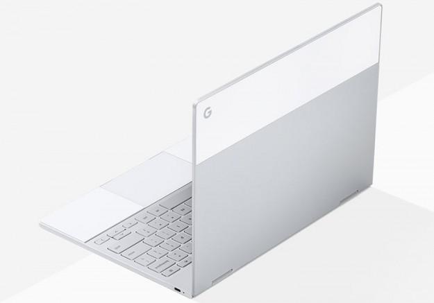 Google Pixelbook — ноутбук, соперничающий с планшетами