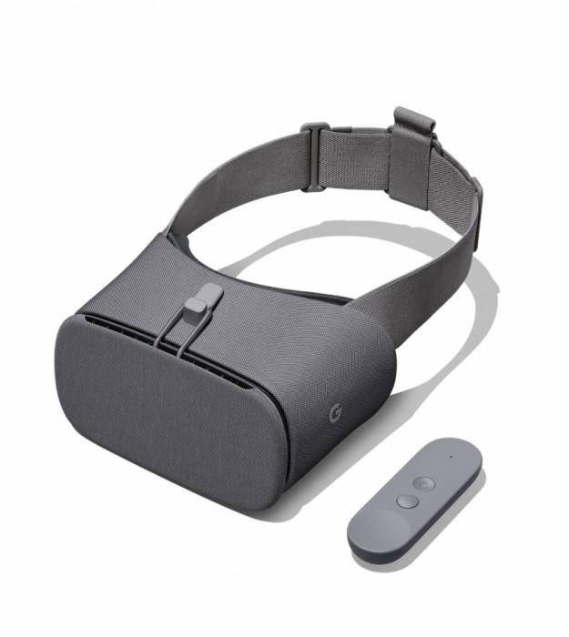 Google обновила шлем виртуальной реальности Daydream View