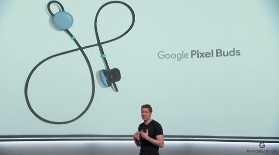 Google представила наушники Pixel Buds с синхронным переводчиком
