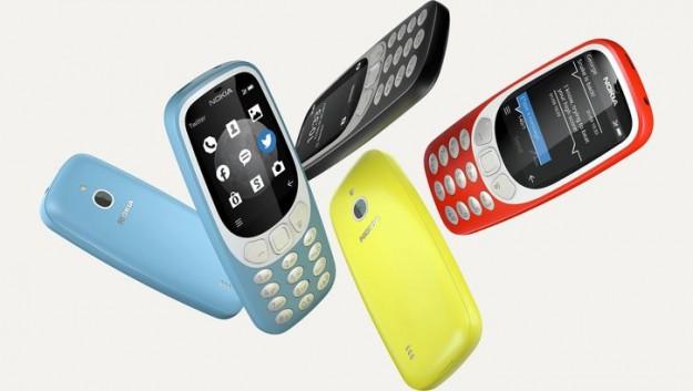 HMD думает о выпуске 4G-версии Nokia 3310