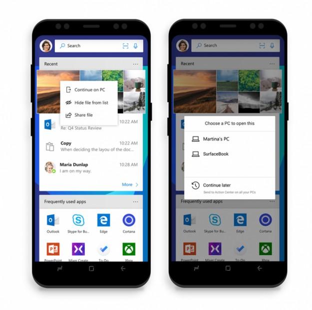 Microsoft выпустила бета-версию Launcher для Android