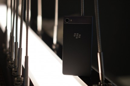 Смартфон BlackBerry Motion представлен официально