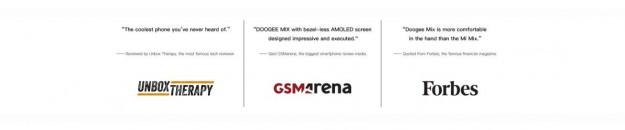 MIX 2: смартфон с безрамочным дисплеем + идентификатор лица за минимальную стоимость