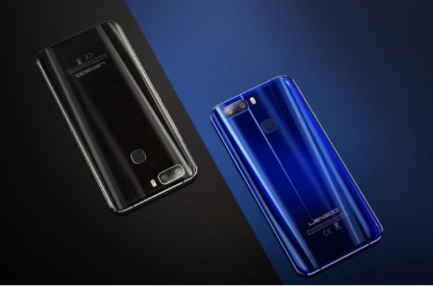 Показан официальный видеоролик смартфона LEAGOO S8  у которого дисплей с соотношением сторон 18:9