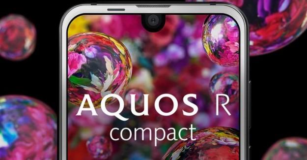 Анонс Sharp Aquos R Compact: возвращение легендарного дизайна