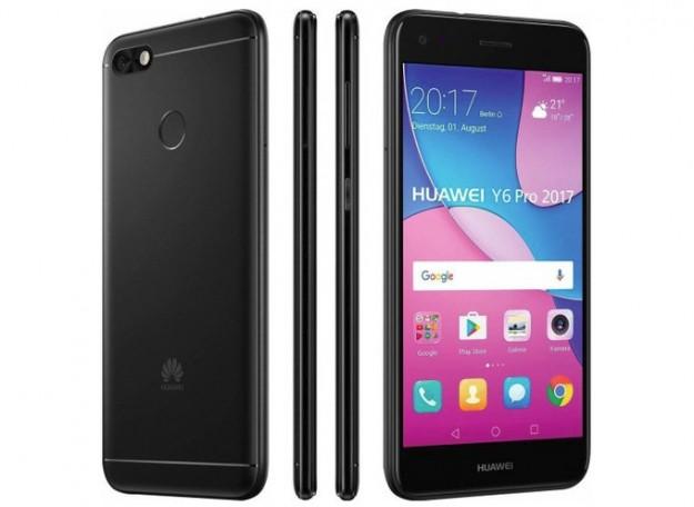 Huawei Y6 Pro (2017) — смартфон стоимостью 180 долларов, оснащённый платформой Qualcomm