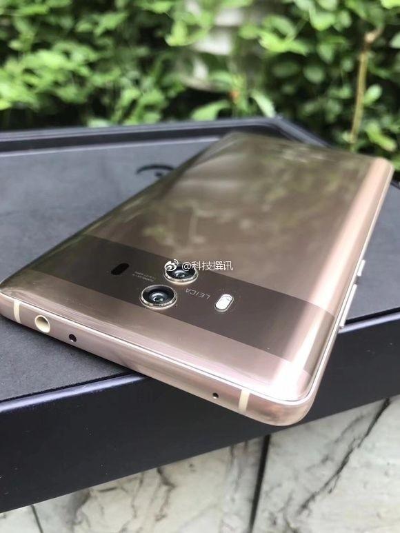 Живые фото Huawei Mate 10 и Mate 10 Pro накануне анонса
