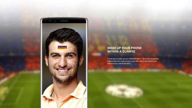 Сколько вы знаете о технологии Face ID в смартфонах DOOGEE?