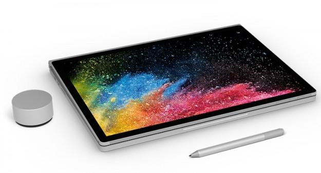 Microsoft представила Surface Book 2 — свои самые мощные ноутбуки