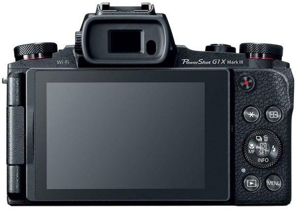Анонс фотокомпакта Canon PowerShot G1 X Mark III