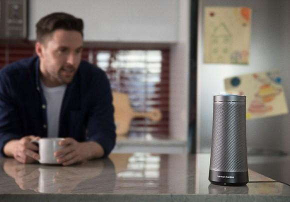 Смарт-колонка Harman Kardon Invoke с помощником Cortana выходит в продажу