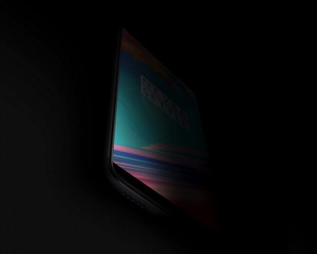 Фрагмент OnePlus 5T на качественном рендере: экран 18:9 подтвержден