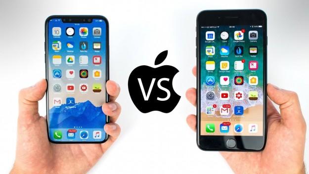 Время скупать смартфоны Apple iPhone 7 после анонса моделей iPhone 8/X
