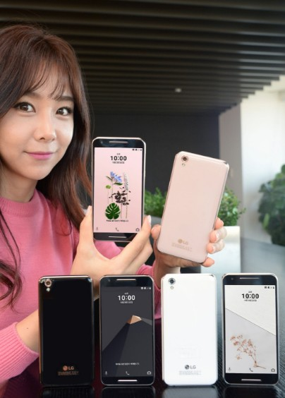 Новинка LG U от корейского бренда может стать популярной в среднебюджетном сегменте