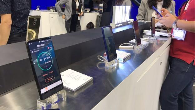 DOOGEE MIX и MIX 2 поддерживают сеть без SIM-карты 4G