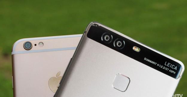 Huawei в ближайшее время обойдет Apple в рейтинге производителей