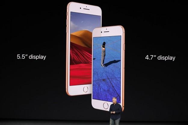 Старт продаж официальных iPhone 8 и iPhone 8 Plus в Украине