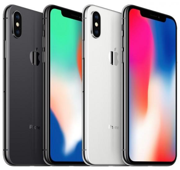 Apple открыла предзаказ на iPhone X