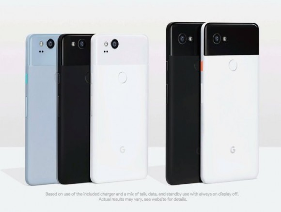 Google продлила международную гарантию Pixel 2 и 2 XL до двух лет