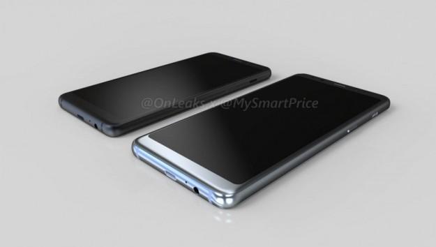 Опубликована очередная информация о следующем поколении Samsung Galaxy A5 2018 года
