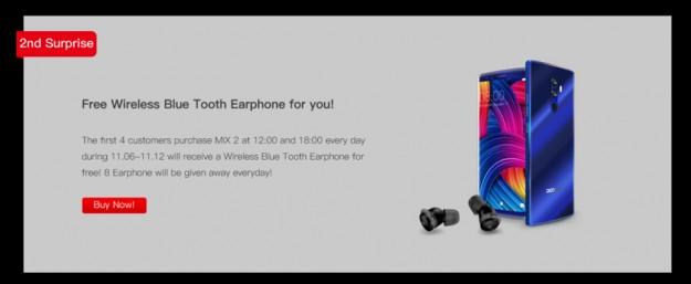 Что вы можете купить за 200 долларов? Распознавание лиц, четыре камеры и огромный дисплей - DOOGEE MIX 2