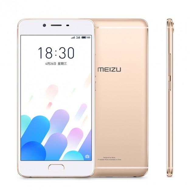 Смартфон Meizu E2 - отличный выбор при выборе тонкой металлической трубки с экраном 5,5 дюймов