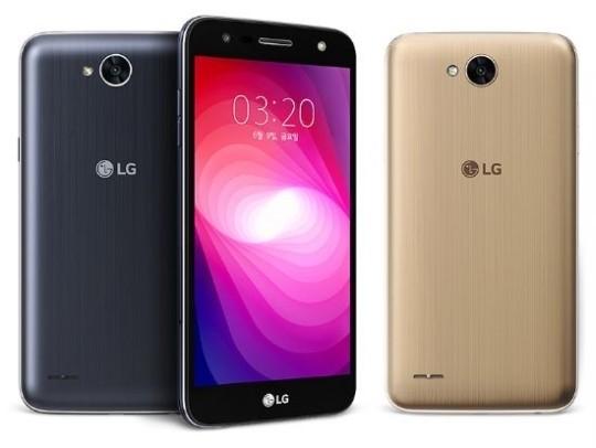 LG X500 - смартфон с аккумулятором на 4500 мАч уже скоро появится в продаже