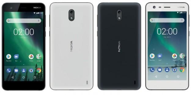 Представлена Nokia 2: два дня  без подзарядки