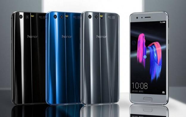 Смартфон Huawei Honor 9 Premium пользуется хорошим спросом в топовом сегменте