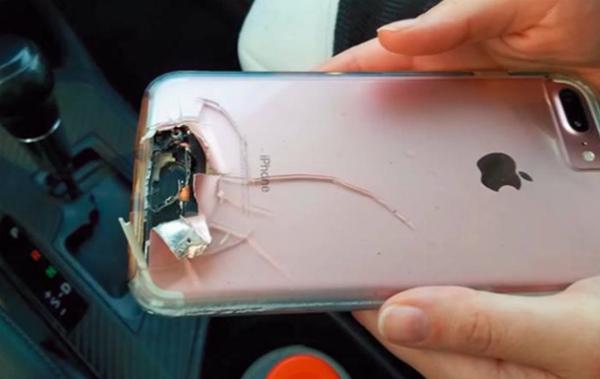 iPhone 7 Plus спас женщину во время стрельбы в Лас-Вегасе