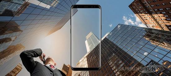 Samsung выпускает корпоративные версии Galaxy S8 и Note 8